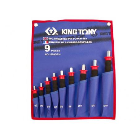 Trousse de chasse-goupilles gainés KING TONY